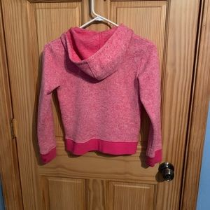 Gymboree Shirts & Tops - Gymboree Pink hoodie sweater